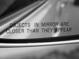 objects mirror